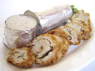 Fried Fish Sausage