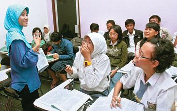 bimbingan belajar