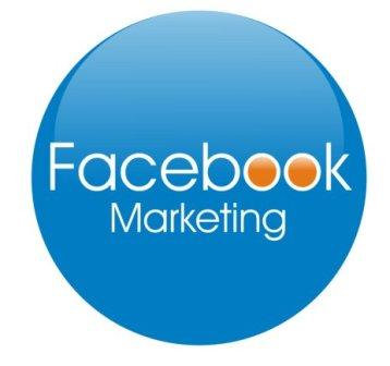 ilutrasi bisnis online dengan facebook