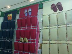 produk rak sepatu anak