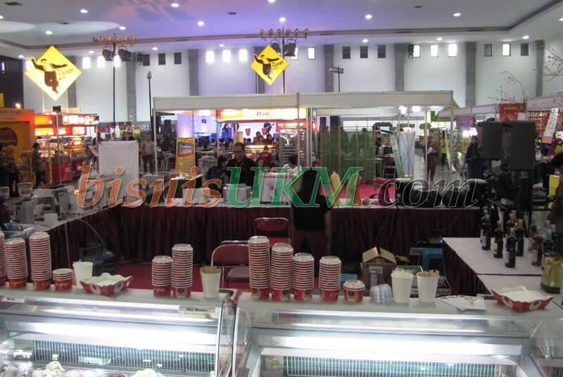 Creative Entrepreneurship dalam Foodbiz Expo