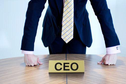 pemimpin perusahaan