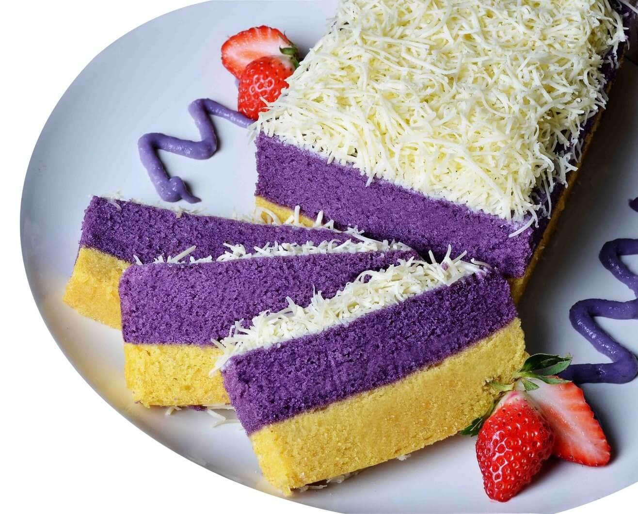 Resep Cake Kukus Untuk Bayi: Kue Lapis Talas, Santapan Legit Khas Bogor
