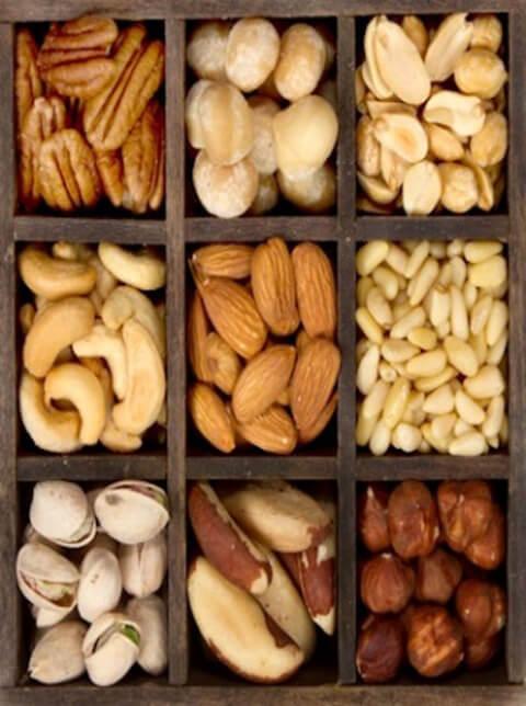 camilan kacang kacangan