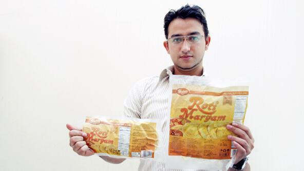 pengusaha roti rumahan