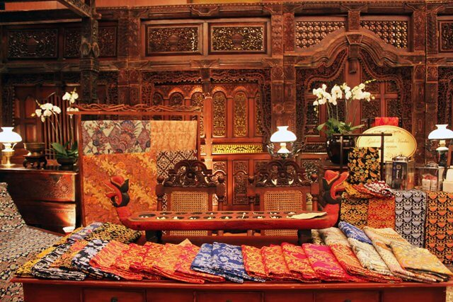 Bisnis Plan Usaha Galeri Batik