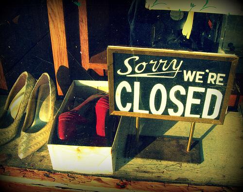 penjualan online menurun