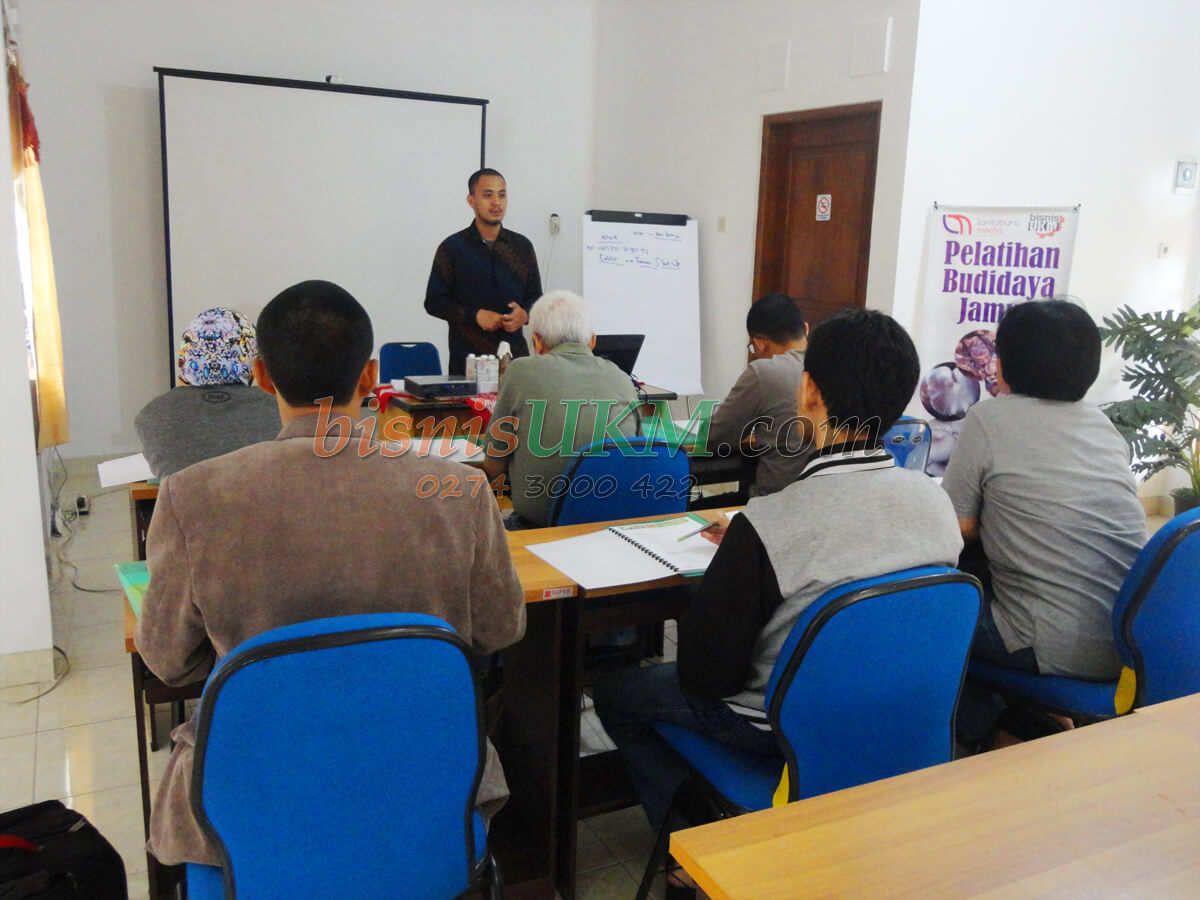 Pelatihan Budidaya Jamur Angkatan ke-32