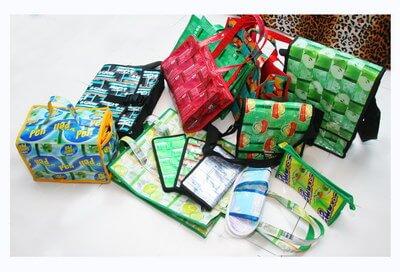 Kerajinan daur ulang sampah