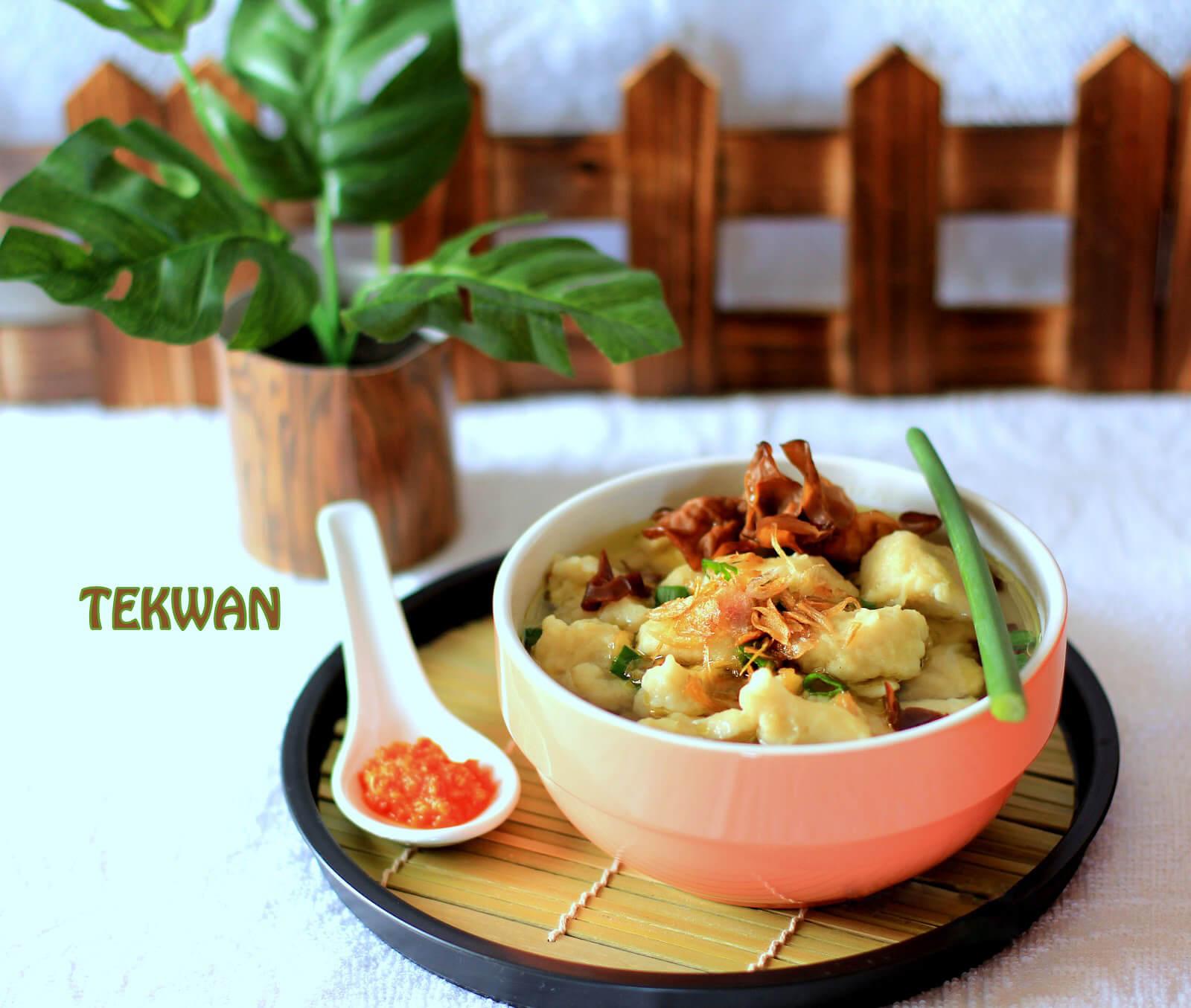 Peluang Bisnis Kuliner Tekwan Khas Palembang