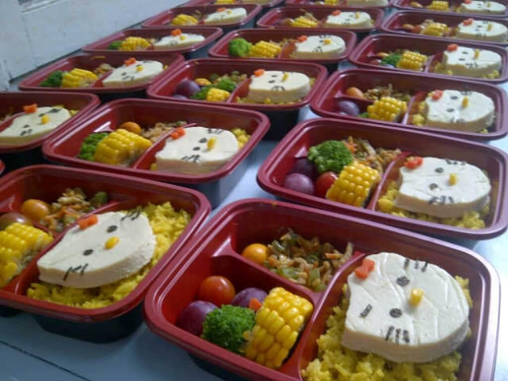 Bisnis Plan Katering Makanan Sehat