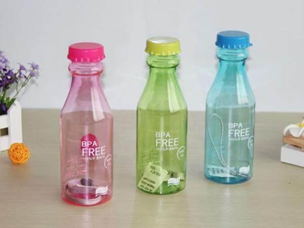 Kemasan plastik ramah lingkungan