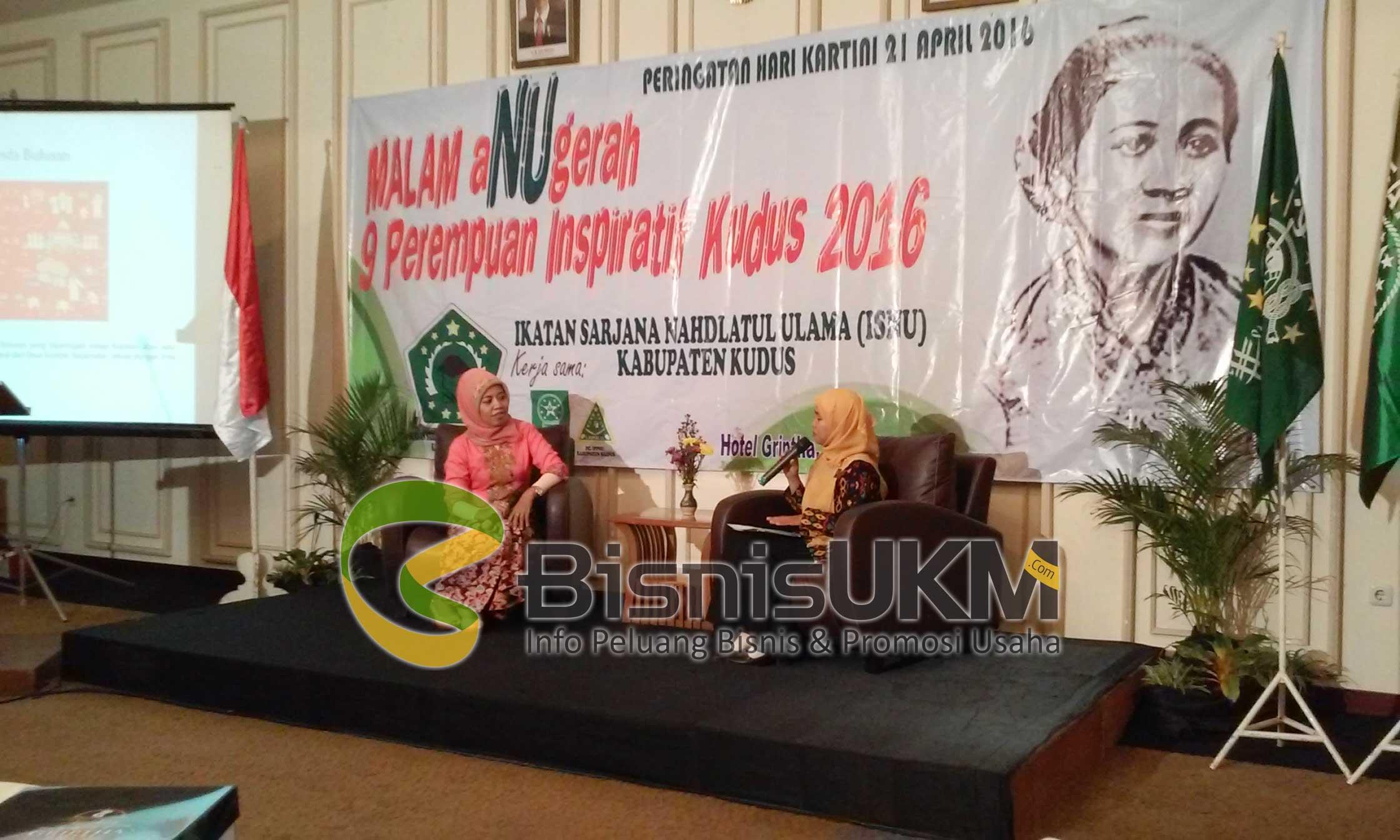 Owner Batik Muria menjadi satu dari 9 wanita inspirasi dari Kudus