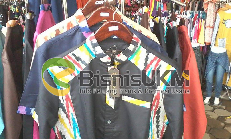 Geluti Bisnis Fashion Motif Corak Insang Khas Melayu Lewat ...