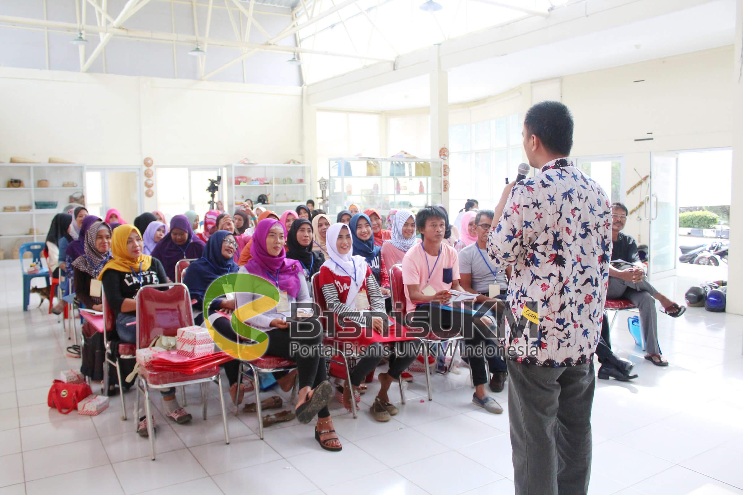 Pelatihan budidaya jamur diikuti oleh 50 orang peserta yang terdiri dari masyarakat di Kabupaten Nunukan