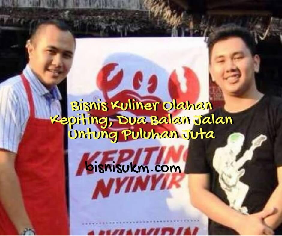 Bisnis Kuliner Seafood Dua Bulan Jalan Untung Puluhan Juta