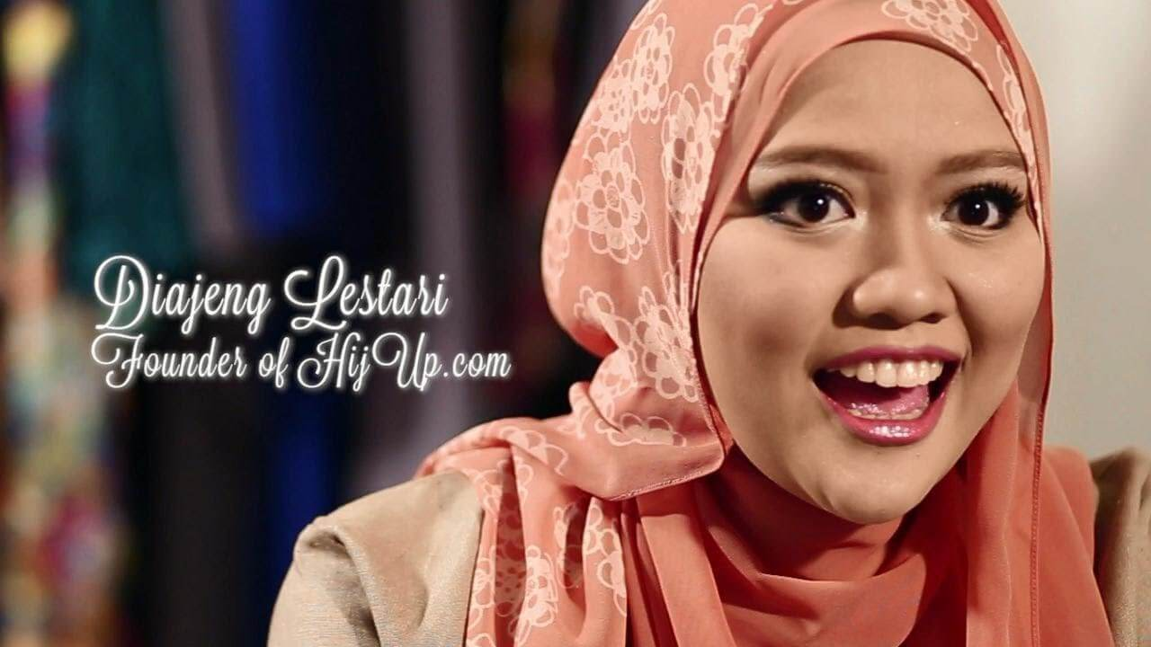 sukses jualan hijab