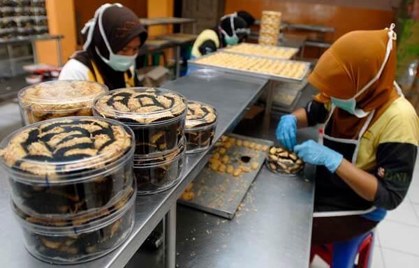 Kemasan Makanan Milik IKM Indonesia Masih Kalah Saing di Pasar Asing