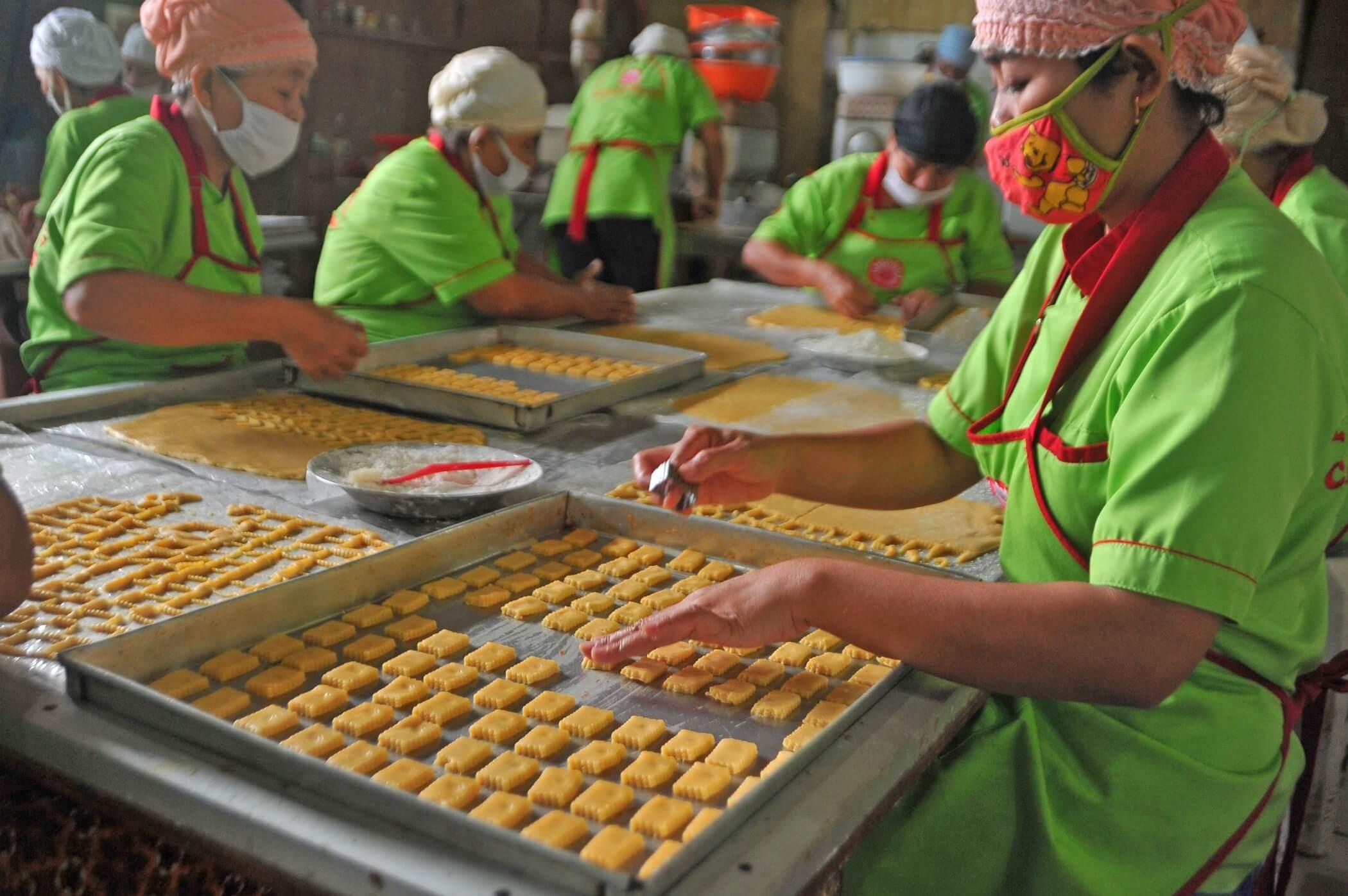 Fantastis, Omzet Industri Makanan Indonesia Setahun Rp 1 ...