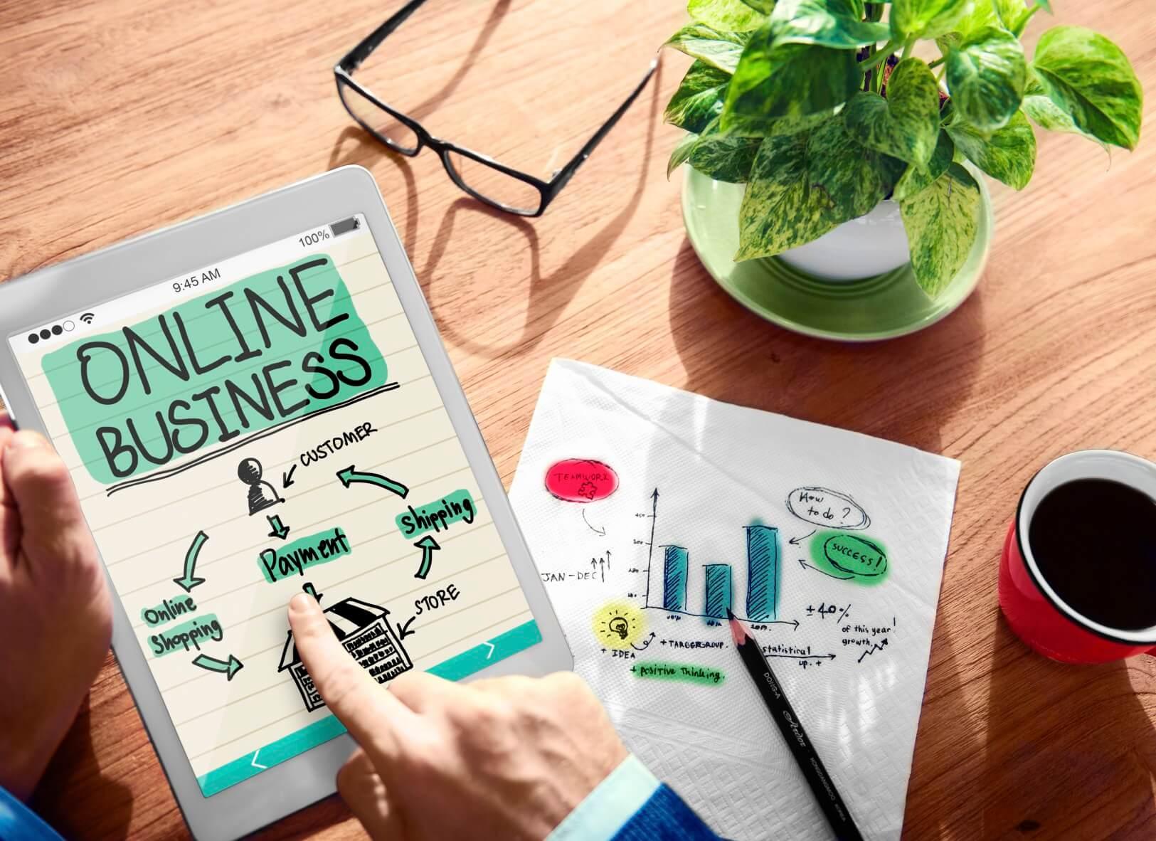 Buat yang Baru Buka Bisnis Online, Coba Catat Dulu Deh 5 ...