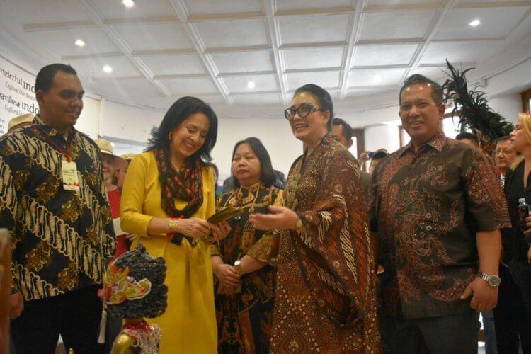 Luar Biasa! UMKM Indonesia Promosikan Produk Kerajinan Sampai Ekuador