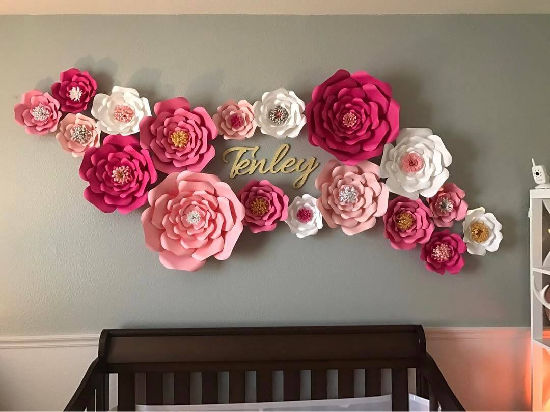 Peluang Usaha Rumahan Bikin Kreasi Bunga Kertas Omsetnya 20 Juta