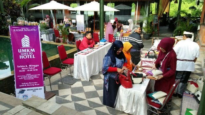 UKM Goes To Hotel, Jadi Solusi Perluas Pasar Produk UKM di Malang!