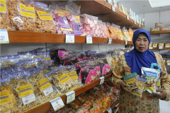 Sulitnya UKM di Indonesia Bangun Kemitraan Dengan Industri Besar