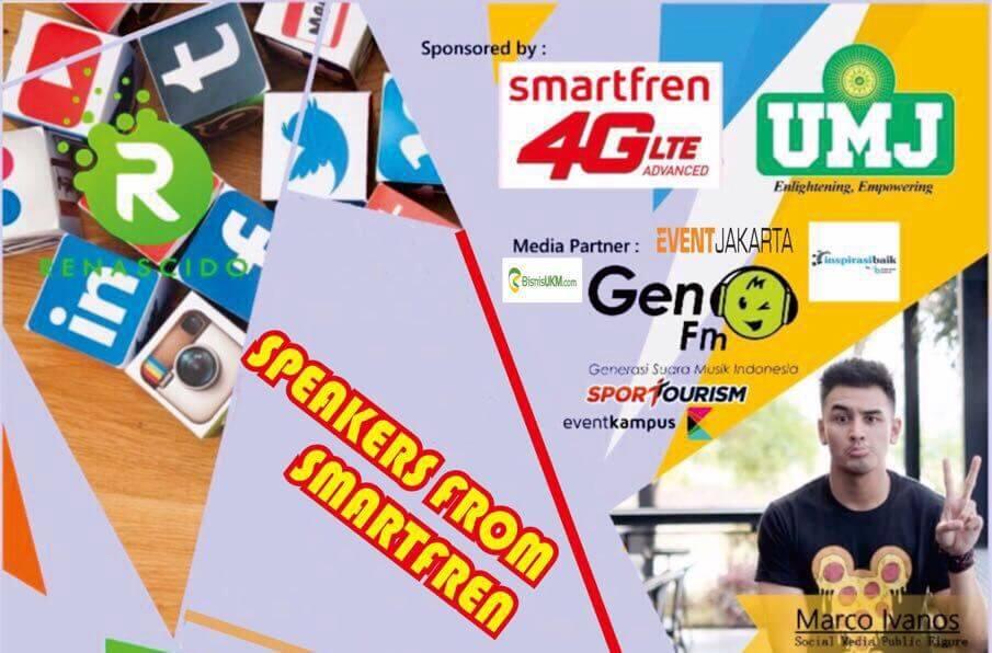 Jadi Entrepreneur Kreatif Dengan Mengandalkan Kekuatan Sosial Media