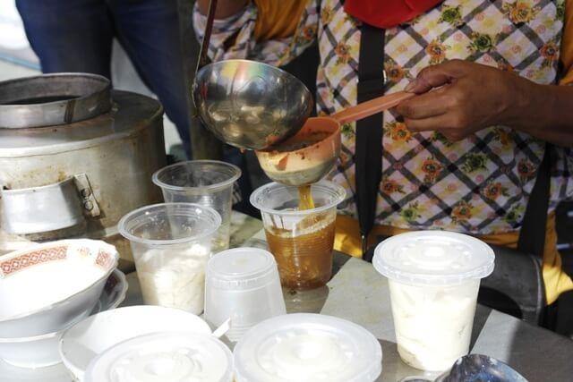 bisnis kuliner cup plastik
