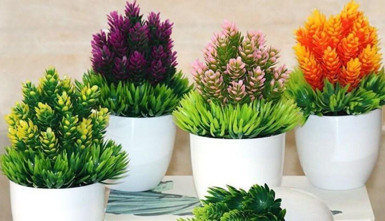 Ide Bisnis Kreatif Kreasi Bunga Plastik Semakin Menarik Kuy