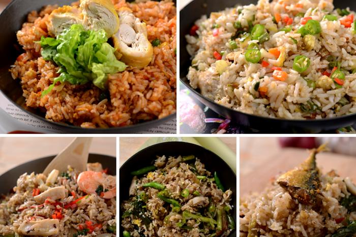 Ide Usaha Olahan Nasi Untuk Ibu Rumah Tangga