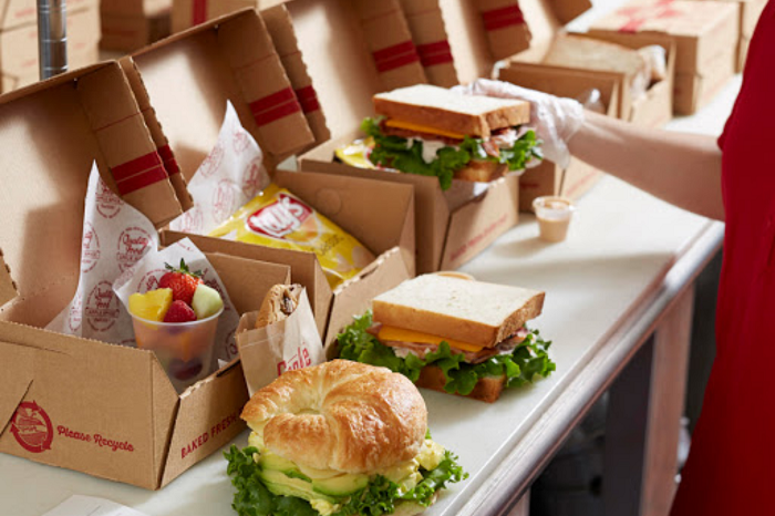 Mahasiswa Kuliah Online Cobain Usaha Makanan Pre-Order