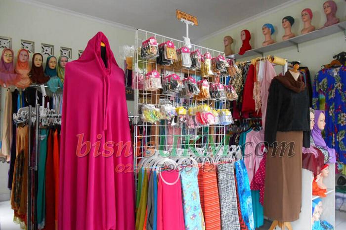 Mencoba Bisnis Hijab, Cocok Untuk Ibu Rumah Tangga!