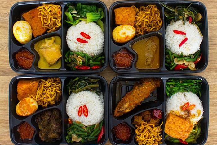 Menu Pre-Order Makan Siang