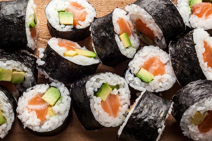 Bisnis Sushi