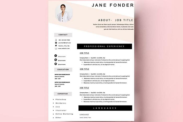 Buat CV Menarik dan Informatif