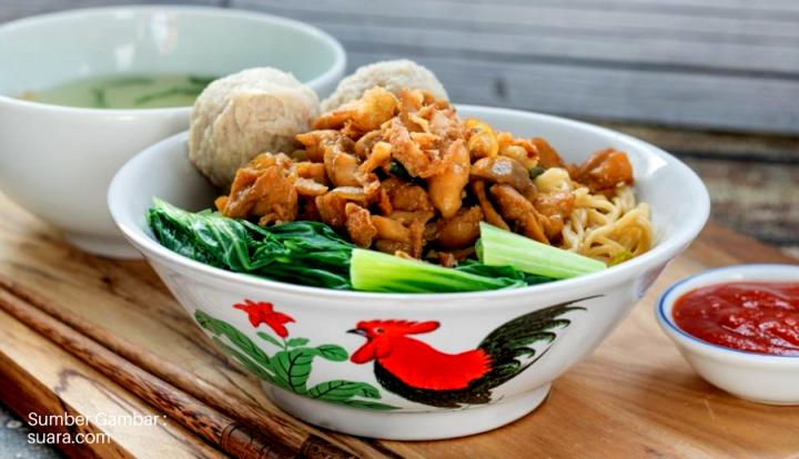 Ide Usaha Mie Ayam, Modal Minim Cocok Buat Pemula!