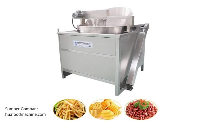 Mesin Vacuum Frying, Teknologi Tepat Guna untuk Usaha Keripik!