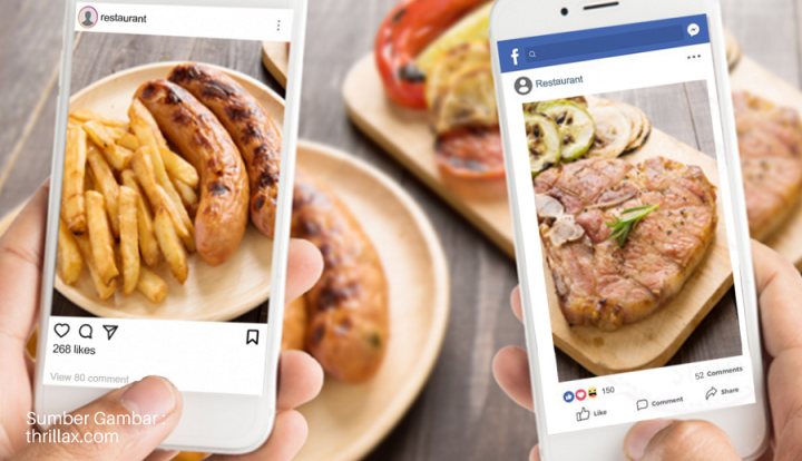 5 Strategi Pemasaran Usaha Makanan Lewat Media Sosial!