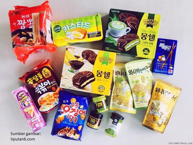 Ide Snack Box Korea