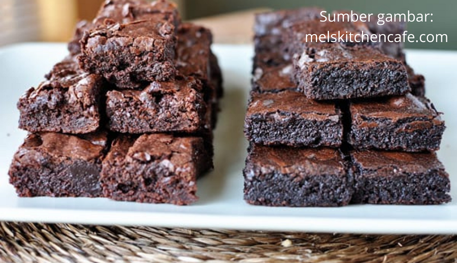 Ide Usaha Fudgy Brownies, Untungnya Lumer Seperti Rasanya!