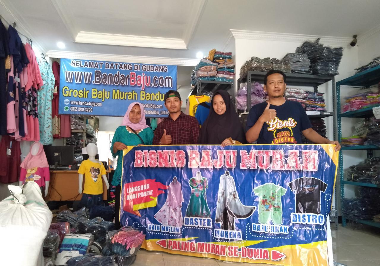 Bisnis baju Murah di Bulan Ramadhan