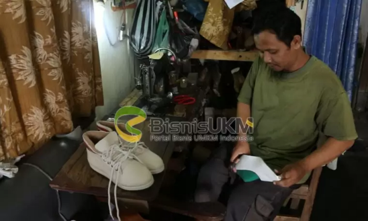 Produksi Sepatu