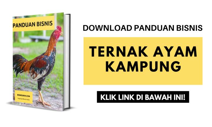 Ebook Ternak Ayam Kampung