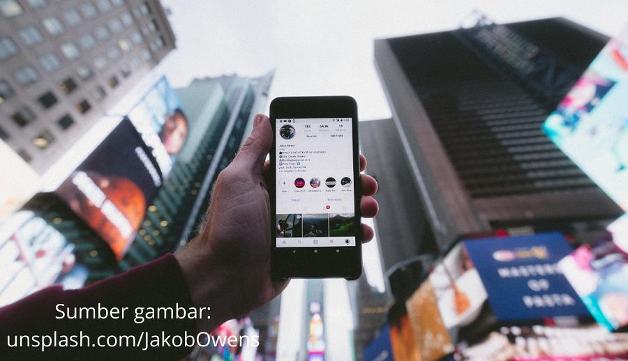 UMKM gunakan instagram shopping agar jualanmu maksimal