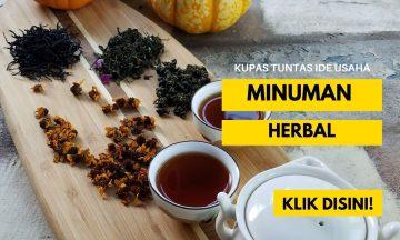 Peluang Usaha Minuman Herbal