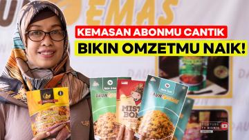 Rahasia Produk UMKM Masuk Supermarket Pakai Kemasan Berkelas!