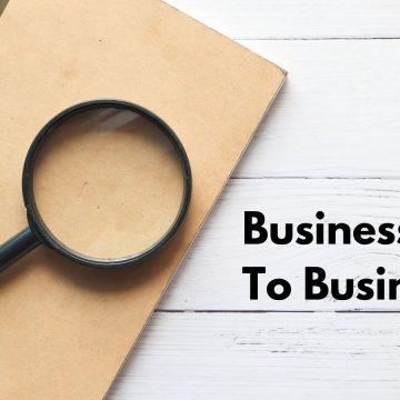 Apa Itu Marketing Business to Business atau B2B?